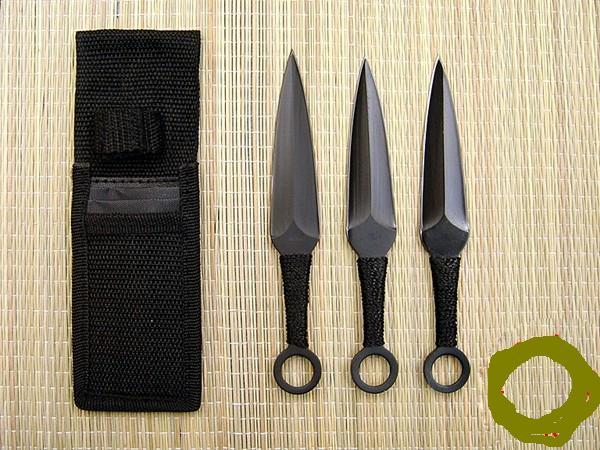 Как сделать нож для ниндзя